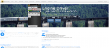 Engine Driver Android Throttle for JMRI