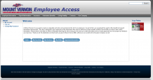 Mount Vernon Employee Access